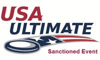 USA Ultimate Sanctioned Event Logo