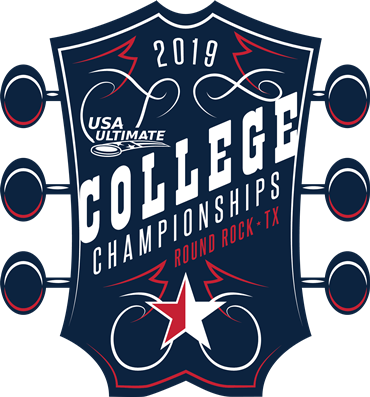 College Championships 2019 logo f full color