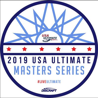 2019 Masters Series disc art