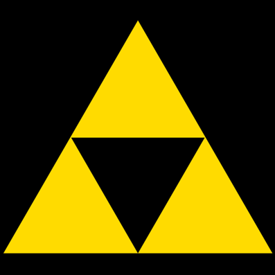 Triangle Triforce